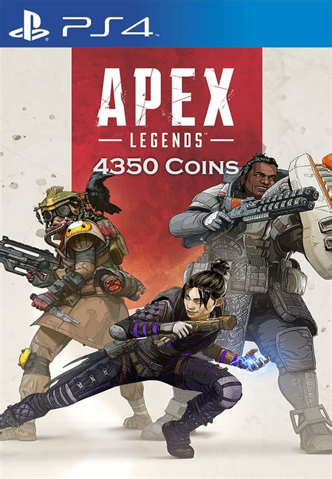 Kaufen Apex Legends: 4350 Apex Coins PS4 (Germany) Playstation