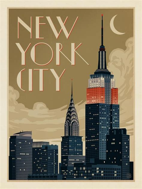 Anderson Design Group – American Travel – New York City