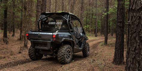 Commander Side-by-Side 2018 Models for Sale   Can-Am   C