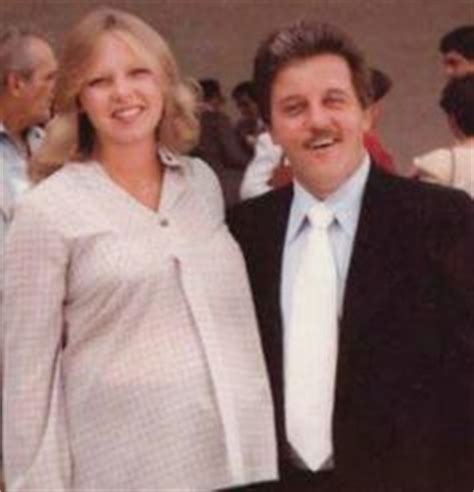 """Frank """"Lefty"""" Rosenthal and his wife Geri"""