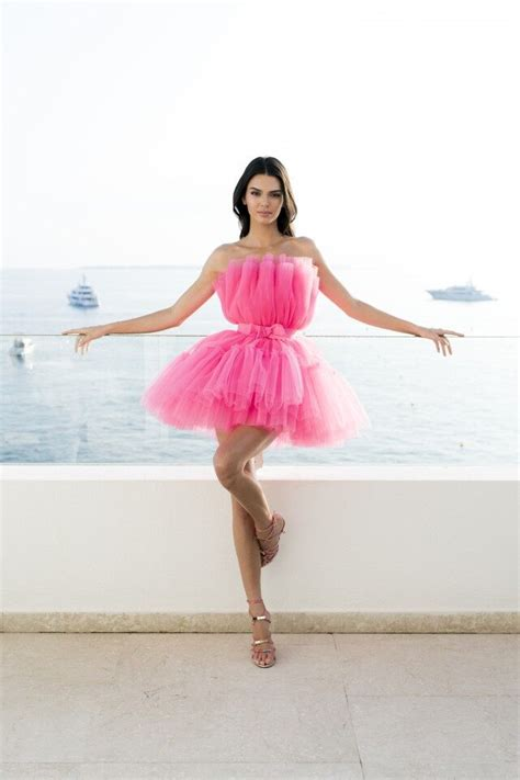 Kendall Jenner's Pink Tulle Cannes Dress Will Be Available