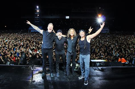 Metallica Tour: See the North American Dates For 2018 and