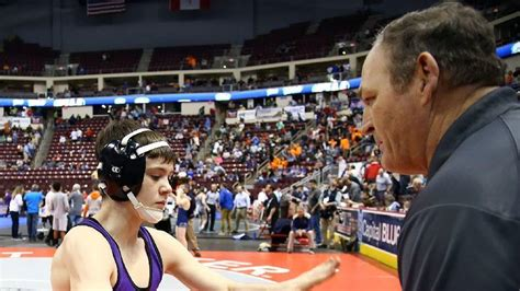 Quite the movement in latest high school wrestling team