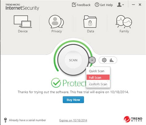 Download Trend Micro Internet Security 15