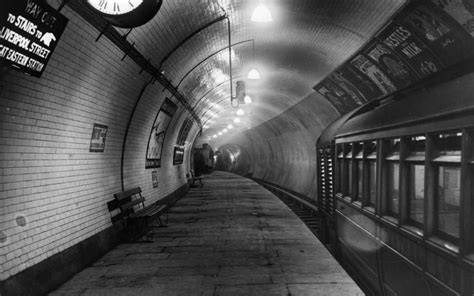 Halloween map reveals London's most haunted Tube stations