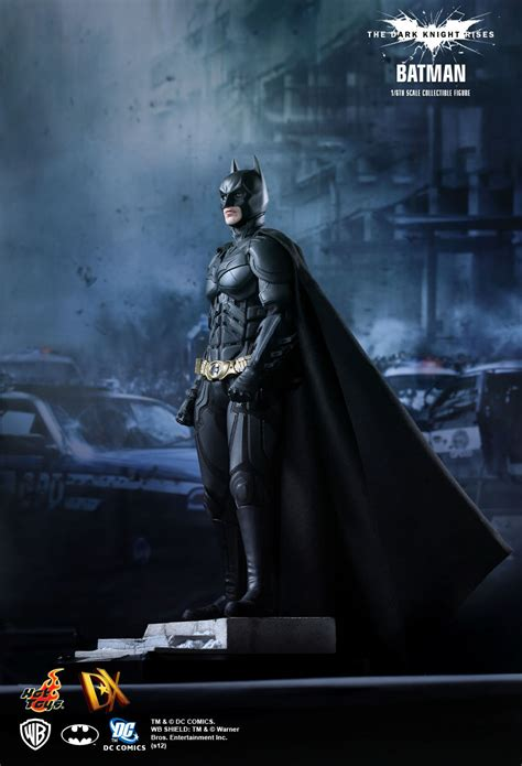 The Dark Knight Rises: 1/6 BATMAN Official Photoreview No