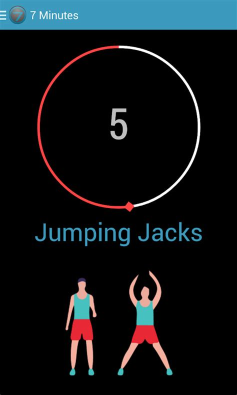 7 Minute Workout - Android Apps on Google Play