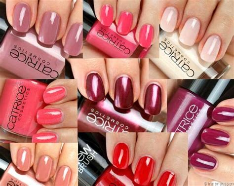 Teil 2: Catrice Sortiment Herbst 2015 Nagellack Swatches