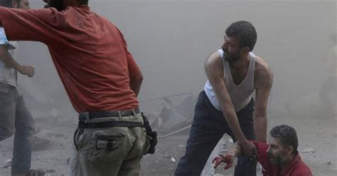 ISIS and Syrian Government Committing War Crimes: U