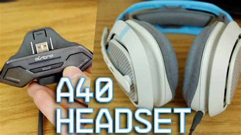 Review & Mic Test- Xbox One Astro A40 + Mixamp M80 Second