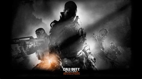Call Of Duty Black Ops 2 Revolution Wallpapers | HD