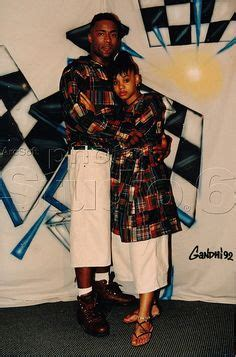 Left Eye Lopez & Andre Rison at Diamonds & Pearls
