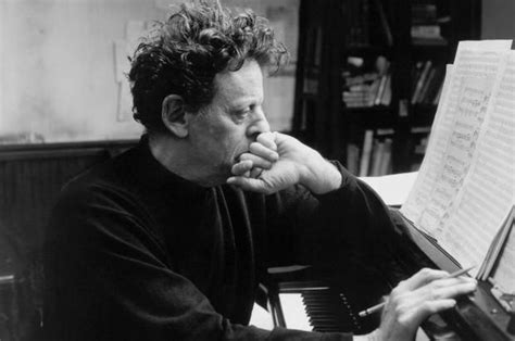 Philip Glass' first lessons: Behind the scenes at