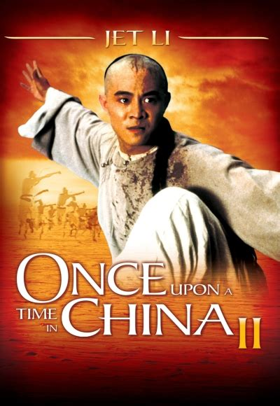 Once Upon a Time in China II (1992) (In Hindi) Full Movie
