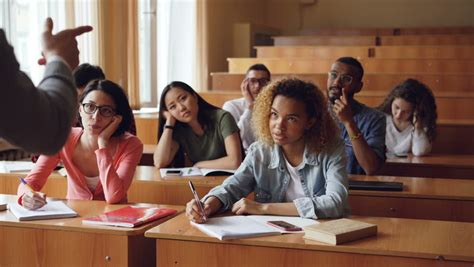 Tired and Bored Students are Stock Footage Video (100%