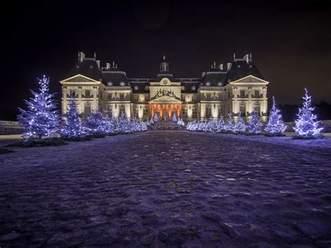 Vaux-le-Vicomte: The French Château That Does Christmas