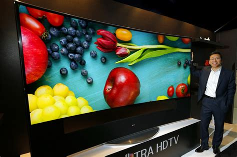 $100,000 for LG's 105-Inch TV—and That's Comparatively