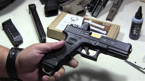 Ace 1 Arms Glock 17 RMR Overview PART 3 (HD) - YouTube
