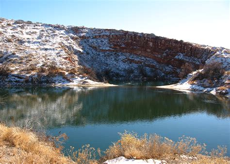 Lea Lake Is New Mexico's Best All Natural Swimming Hole