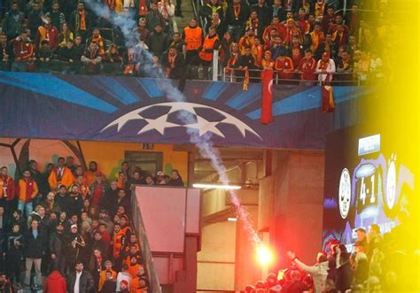 Champions League brawl: UEFA determined by firecrackers
