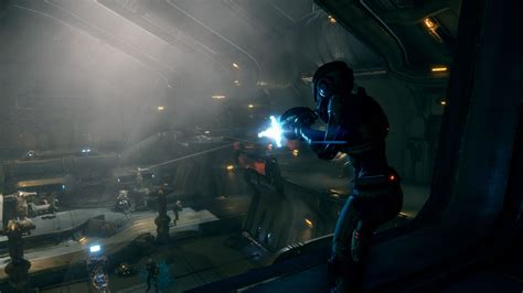 The new Mass Effect: Andromeda gameplay trailer from The