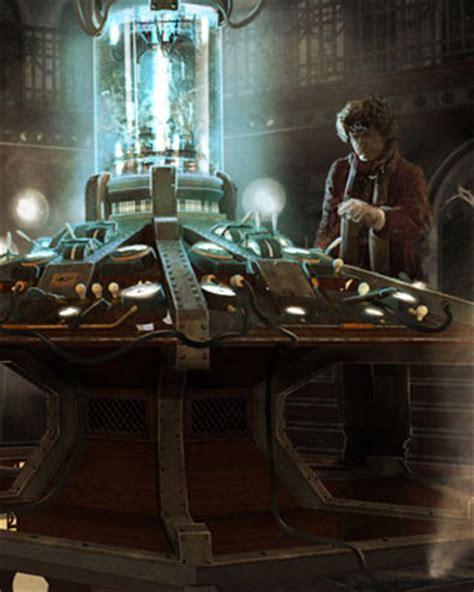 Incredible DOCTOR WHO Concept Art from Matthew Savage