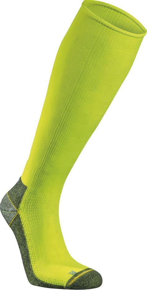 Seger Running Mid Compression - Neon Yellow – Weswim