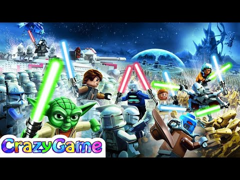 Lego Star Wars III Xbox 360 Demo Preview by Gamers Armada