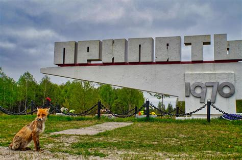 Chain reaction - A tour of Chernobyl and Pripyat