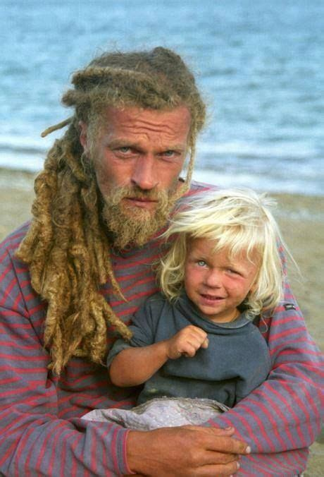 Dad's with dreads