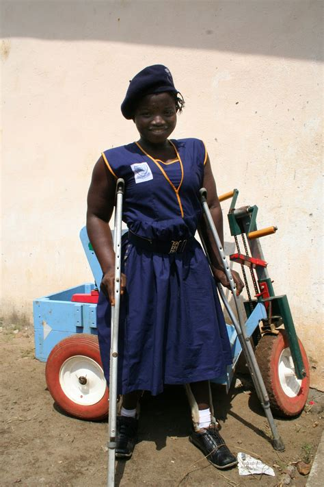 Mobility Matters for Polio-disabled of Sierra Leone
