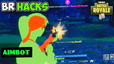 *NEW* HOW TO MOD/HACK FORTNITE BATTLE ROYAL (AIMBOT) (PS4