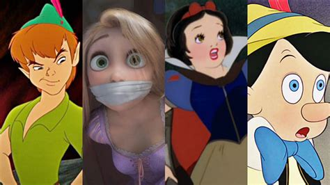 'Peter Pan' and 6 Other Beloved Disney Movies Based On