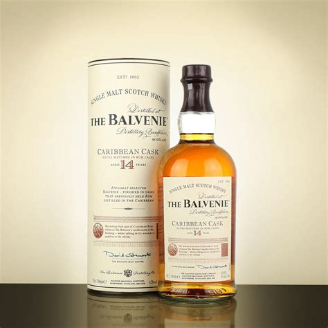 Balvenie 14 year old Caribbean Cask review