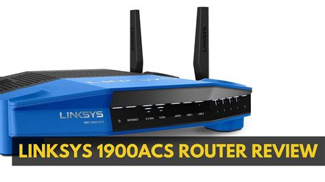 Linksys WRT1900ACS Router Review | Gadget Review
