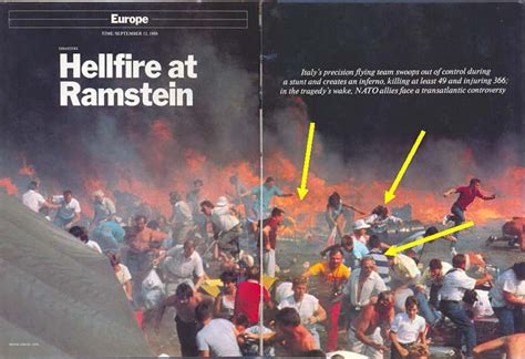 Ramstein Air Show Disaster Victims - Images All Disaster
