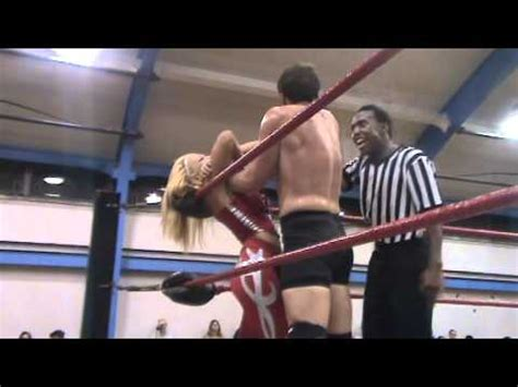 Battle Of The Sexes Tag Team Ipw Ignition Pro Wrestling 1