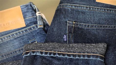 Levis Made & Crafted - Interview - YouTube