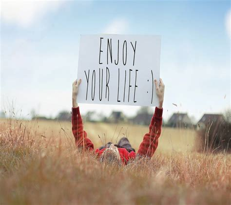 Enjoy Life wallpaper by Smile4ever_ - ca - Free on ZEDGE™