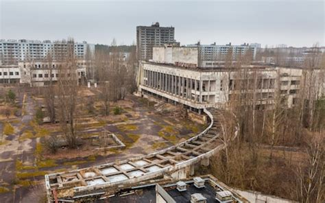 New hostel opens in the most radioactive place on the planet