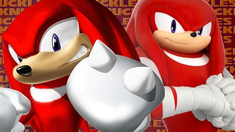 Knuckles: THE STRANGEST SONIC CHARACTER? - YouTube