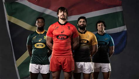South African Rugby: the Springboks are going red