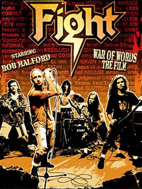 Fight - War Of Words - The Film (dvd+cd) - DVD - Discshop