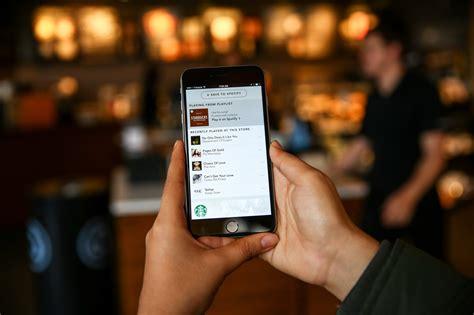 Starbucks Now Lets You Save The Songs You Heard In-Store