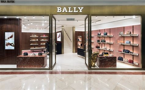 Launch Of The Chic New Bally Flagship Store In Suria KLCC