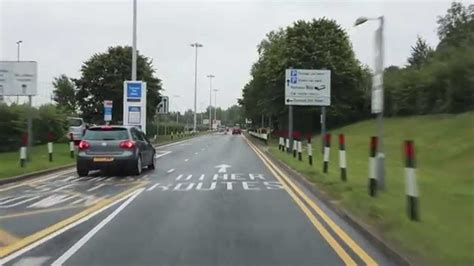 Directions to the Short Stay Car Park (Green Zone) - YouTube