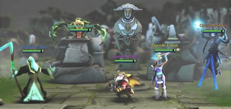 DotA Redux: AI Played Complex Video-Game Against Human