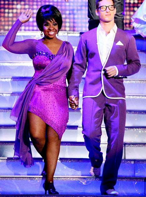 Dancing With the Stars' Gladys Knight: I've Lost 60 Pounds