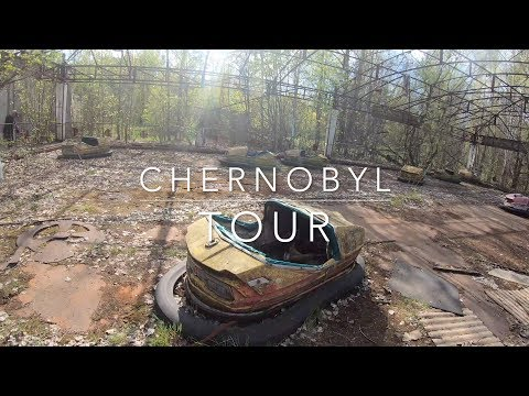 Chernobyl's Silent Exclusion Zone (Except for the Logging