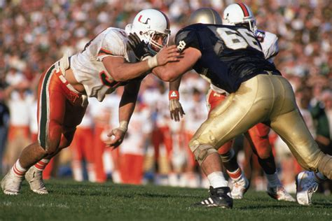 For Miami and Notre Dame, different stakes as rivalry is